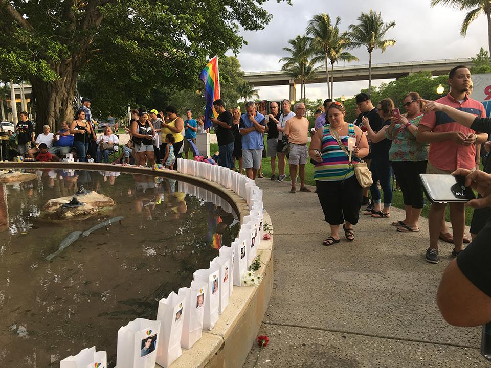 Pulse Orlando Vigil